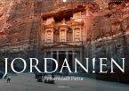 Jordanien - Felsenstadt Petra (Wandkalender 2018 DIN A2 quer) Dieser erfolgreiche Kalender wurde dieses Jahr mit gleichen Bildern und aktualisiertem Kalendarium wiederveröffentlicht.
