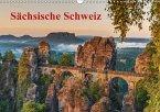 Sächsische Schweiz / CH-Version (Wandkalender 2018 DIN A3 quer)