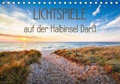 Lichtspiele auf der Halbinsel Darß (Tischkalender 2018 DIN A5 quer)