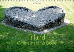 Irland - Grüne Insel mit Seele (Wandkalender 2018 DIN A3 quer) - Geißler, Uli