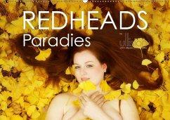 REDHEADS Paradies (Wandkalender 2018 DIN A2 quer)