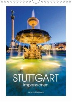 STUTTGART Impressionen (Wandkalender 2018 DIN A...