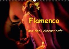Flamenco - Tanz der Leidenschaft (Wandkalender 2018 DIN A3 quer)