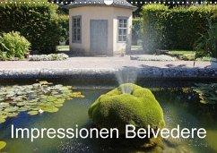 Impressionen Belvedere (Wandkalender 2018 DIN A3 quer)