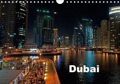 Dubai (Wandkalender 2018 DIN A4 quer)