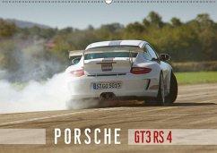 Porsche GT3RS 4,0 (Wandkalender 2018 DIN A2 quer)