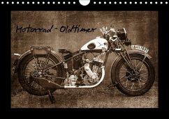 Motorrad Oldtimer (Wandkalender 2018 DIN A4 quer)