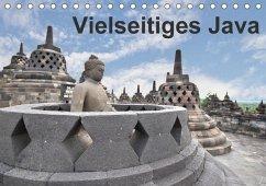 Vielseitiges Java (Tischkalender 2018 DIN A5 quer)