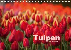 Tulpen (Tischkalender 2018 DIN A5 quer) Dieser erfolgreiche Kalender wurde dieses Jahr mit gleichen Bildern und aktualisiertem Kalendarium wiederveröffentlicht.