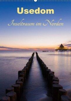 Usedom - Inseltraum im Norden (Wandkalender 2018 DIN A2 hoch)