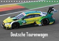 Deutsche Tourenwagen (Tischkalender 2018 DIN A5 quer) Dieser erfolgreiche Kalender wurde dieses Jahr mit gleichen Bildern und aktualisiertem Kalendarium wiederveröffentlicht. - Morper, Thomas