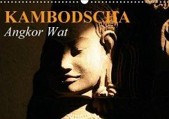 Kambodscha . Angkor Wat (Wandkalender 2018 DIN A3 quer)