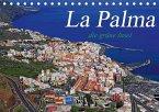La Palma - die grüne Insel (Tischkalender 2018 DIN A5 quer)