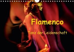 Flamenco - Tanz der Leidenschaft (Wandkalender 2018 DIN A4 quer)
