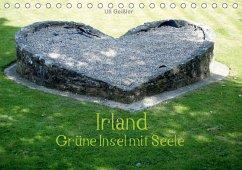 Irland - Grüne Insel mit Seele (Tischkalender 2018 DIN A5 quer)