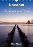Usedom - Inseltraum im NordenCH-Version (Wandkalender 2018 DIN A4 hoch)
