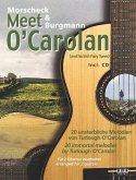 Morscheck & Burgmann meet O'Carolan, für 2 Gitarren bearbeitet, m. Audio-CD