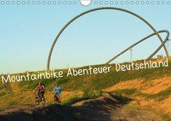 Mountainbike Abenteuer Deutschland (Wandkalender 2018 DIN A4 quer)