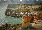 Traumküste Algarve (Wandkalender 2018 DIN A4 quer)