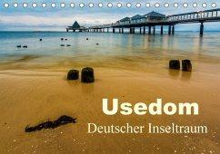 Usedom - Deutscher Inseltraum (Tischkalender 2018 DIN A5 quer)