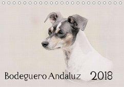 Bodeguero Andaluz 2018 (Tischkalender 2018 DIN A5 quer)