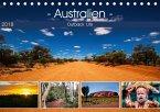 Outback Life - Australien (Tischkalender 2018 DIN A5 quer)