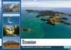 Ozeanien - Neuseelands traumhafte Inselwelt (Wandkalender 2018 DIN A2 quer)
