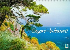 Capri-Wonne (Wandkalender 2018 DIN A3 quer)