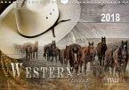Western-Feeling (Wandkalender 2018 DIN A4 quer)