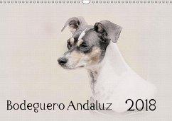 Bodeguero Andaluz 2018 (Wandkalender 2018 DIN A3 quer)