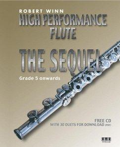 High Performance Flute - The Sequel - Winn, Robert