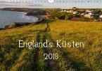 Englands Küsten 2018 (Wandkalender 2018 DIN A4 quer)