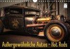 Außergewöhnliche Autos - Hot Rods (Wandkalender 2018 DIN A4 quer)