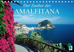 Der Zauber der Amalfitana (Tischkalender 2018 DIN A5 quer)