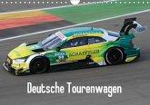 Deutsche Tourenwagen (Wandkalender 2018 DIN A4 quer) Dieser erfolgreiche Kalender wurde dieses Jahr mit gleichen Bildern und aktualisiertem Kalendarium wiederveröffentlicht.