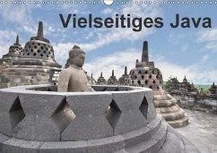 Vielseitiges Java (Wandkalender 2018 DIN A3 quer)