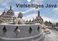 Vielseitiges Java (Wandkalender 2018 DIN A4 quer)
