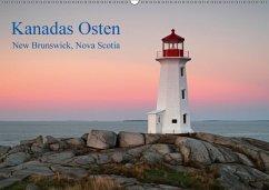 Kanadas Osten (Wandkalender 2018 DIN A2 quer)