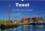 Texel - Eine Insel die verzaubert (Wandkalender 2018 DIN A3 quer)