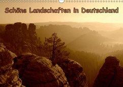 Schöne Landschaften in Deutschland (Wandkalender 2018 DIN A3 quer)