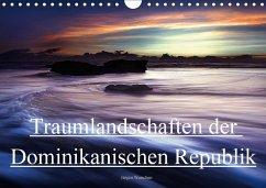 Landschaften der Dominikanischen Republik (Jürgen Warschun) (Wandkalender 2018 DIN A4 quer)