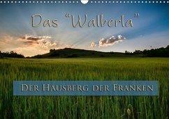 Das Walberla - Der Hausberg der Franken (Wandkalender 2018 DIN A3 quer) Dieser erfolgreiche Kalender wurde dieses Jahr mit gleichen Bildern und aktualisiertem Kalendarium wiederveröffentlicht.