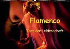Flamenco - Tanz der Leidenschaft (Wandkalender 2018 DIN A2 quer)