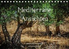 Mediterrane Ansichten 2018 (Tischkalender 2018 DIN A5 quer)