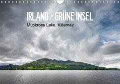 Irland-grüne Insel, Mukkross Lake, Killarney (Wandkalender 2018 DIN A4 quer)