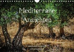 Mediterrane Ansichten 2018 (Wandkalender 2018 DIN A4 quer)