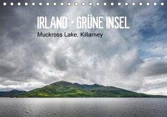 Irland-grüne Insel, Mukkross Lake, Killarney (Tischkalender 2018 DIN A5 quer)