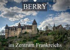 Berry, im Zentrum FrankreichsCH-Version (Wandkalender 2018 DIN A3 quer)