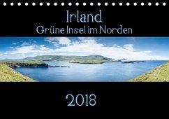 Irland - Grüne Insel im Norden (Tischkalender 2018 DIN A5 quer)