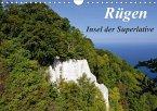 Rügen - Insel der Superlative (Wandkalender 2018 DIN A4 quer) Dieser erfolgreiche Kalender wurde dieses Jahr mit gleichen Bildern und aktualisiertem Kalendarium wiederveröffentlicht.